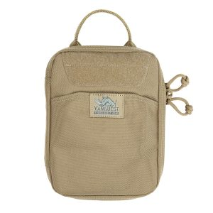 Coyote Tan Vanquest EDCM Husky preppers survival organiser pouch