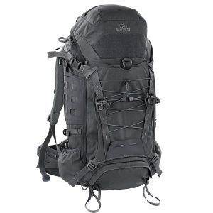Vanquest Markhor Backpack 45L Black for Hikers, Hunters and Preppers
