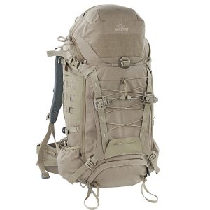 Vanquest Markhor Backpack 45L Coyote Tan for Hikers, Hunters and Preppers