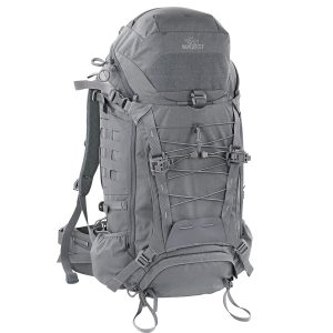 Vanquest Markhor Backpack 45L Wolf Grey for Hikers, Hunters and Preppers