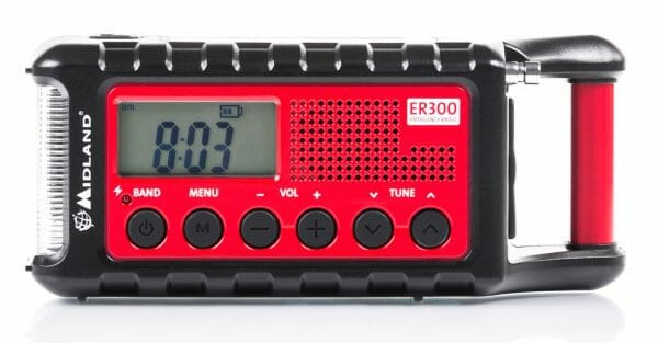 Emergency Solar Radio